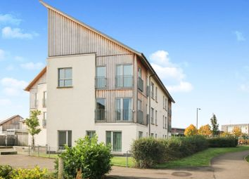 Thumbnail 2 bed flat for sale in The Waggonway, Tranent