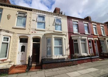 Thumbnail 3 bed terraced house for sale in Whitland Road, Liverpool, Merseyside