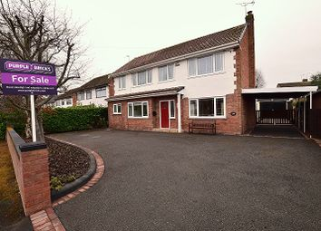 Thumbnail 4 bed detached house for sale in The Stackfield, Newton, West Kirby