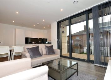 Thumbnail 1 bed flat to rent in Epsom House, 2 Fairfield Avenue, Staines-Upon-Thames, Surrey