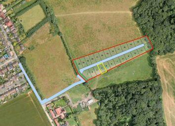 Thumbnail Land for sale in Plot 4 Land At Abridge, Romford, Essex