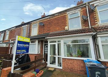 2 bed terraced house for sale in Clarence Avenue, Delhi Street, Hull, East Yorkshire HU9