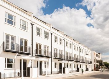 Thumbnail 4 bed town house for sale in Merchant Terrace, Beavor Lane, Hammersmith, London