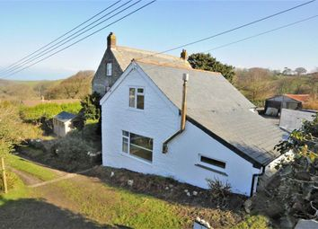 Thumbnail 3 bed detached house to rent in Boscastle, Cornwall