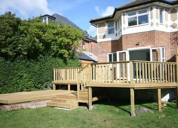 Thumbnail 2 bed flat to rent in Portchester Road, Bournemouth