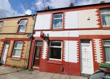 Thumbnail 2 bed terraced house for sale in Kendal Road, Wallasey