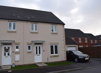 Thumbnail 3 bedroom property to rent in Ffordd Y Gamlas, Bynea, Carmarthenshire.