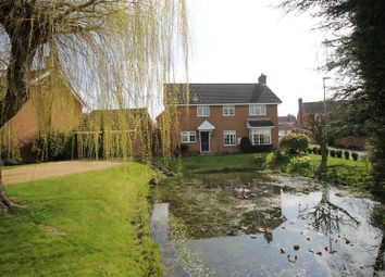 Thumbnail 4 bedroom detached house for sale in Tort Hill, Sawtry, Huntingdon, Cambridgeshire