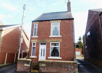 Thumbnail 3 bed detached house for sale in Cadman Street, Mosborough, Sheffield