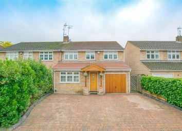 4 bed semi-detached house for sale in High Wood Road, Hoddesdon EN11
