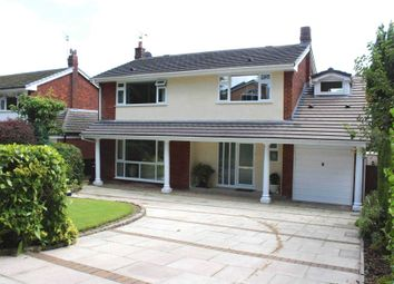 Thumbnail 4 bedroom detached house for sale in Regent Road, Lostock, Bolton