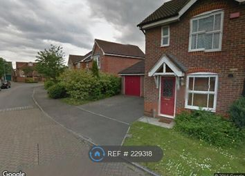 Thumbnail 2 bed semi-detached house to rent in Plaines Close, Cippenham