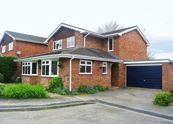 Thumbnail 4 bedroom detached house for sale in Pelham Close, Old Basing, Basingstoke
