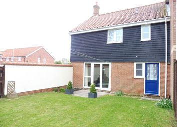 Thumbnail 3 bedroom end terrace house to rent in Scrumpy Way, Banham, Norwich