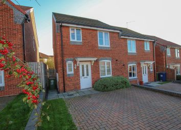 Thumbnail 3 bed semi-detached house for sale in Newbury Road, Brotton, Saltburn-By-The-Sea