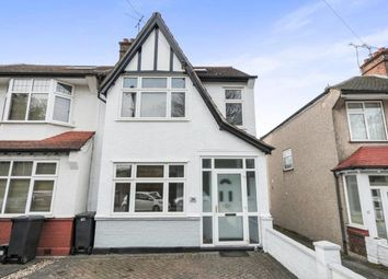 Thumbnail 4 bed end terrace house for sale in Braemar Avenue, South Croydon, .