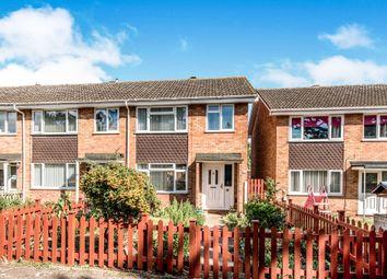 Thumbnail 3 bedroom end terrace house for sale in Beech Walk, Kempston, Bedford