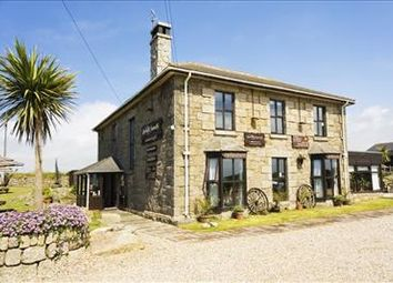 Thumbnail Hotel/guest house for sale in Whitesands Guest House & Cafe, Sennen, Penzance, Cornwall