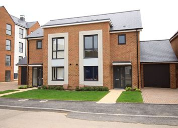Thumbnail 3 bed semi-detached house to rent in Havelock Drive, St Clements Lake, Greenhithe