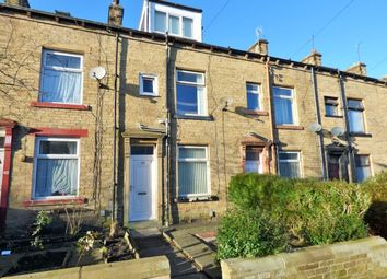 Thumbnail 3 bed terraced house for sale in Silverdale Road, Bradford