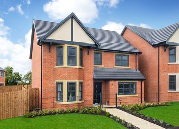 Thumbnail 4 bedroom detached house for sale in Yarm Road, Middleton St. George, Darlington