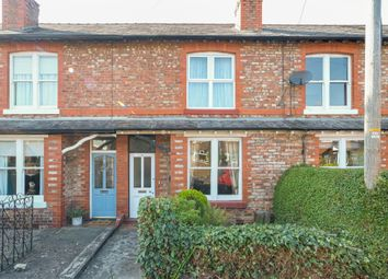 Thumbnail 3 bed terraced house for sale in Lacey Avenue, Wilmslow