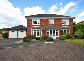Thumbnail 4 bed detached house for sale in Valley Road, Markfield