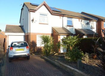 Thumbnail 3 bed semi-detached house for sale in Enfield Drive, Barry