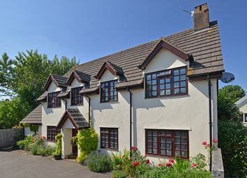 Thumbnail 4 bed detached house for sale in Fore Street, Silverton, Exeter