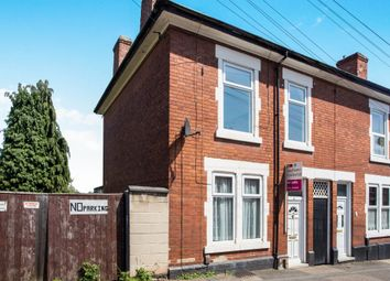 Thumbnail 3 bed terraced house for sale in Peel Street, Derby