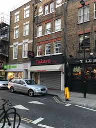 Thumbnail Leisure/hospitality to let in Drury Lane, London