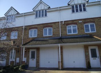 Thumbnail 3 bed town house to rent in Seaforth Grove, Southend-On-Sea