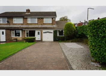 Thumbnail 4 bed semi-detached house for sale in Molyneux Road, Bolton