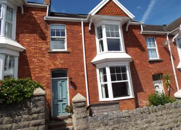Thumbnail 4 bedroom terraced house for sale in 16 Oakland Road, Swansea