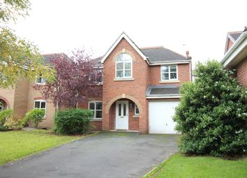 Thumbnail 4 bed detached house for sale in Royds Close, Tottington, Bury