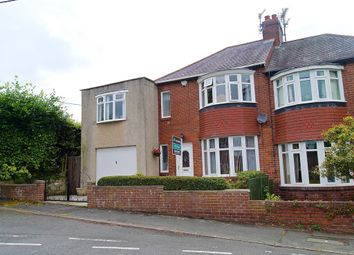 Thumbnail 4 bed semi-detached house for sale in Longlands, Hexham