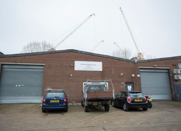 Thumbnail Light industrial to let in Stour Road, London
