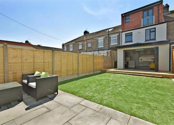 Thumbnail 4 bedroom terraced house for sale in Moneyfield Avenue, Portsmouth, Hampshire