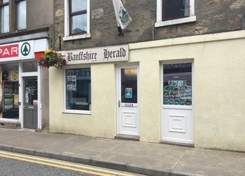 Thumbnail Retail premises for sale in 181 Mid Street, Keith