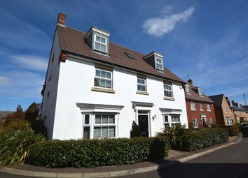 Thumbnail 5 bedroom detached house for sale in Champneys Way, Takeley