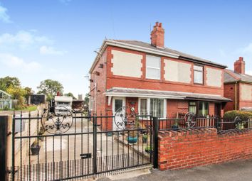 Thumbnail 3 bed semi-detached house for sale in The Green, Barnsley