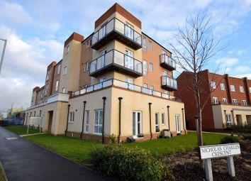 Thumbnail 2 bedroom flat for sale in Nicholas Charles Crescent, Aylesbury