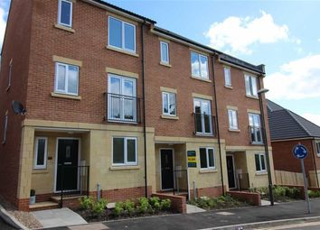 Thumbnail 4 bedroom town house for sale in Off Devonshire Avenue, Allestree, Derby
