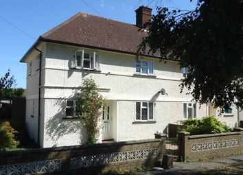 Thumbnail 3 bed end terrace house for sale in 88 Bursland, Letchworth Garden City, Hertfordshire