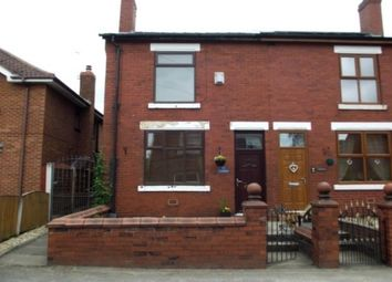 Thumbnail 4 bed semi-detached house to rent in Warrington Road, Glazebury, Warrington