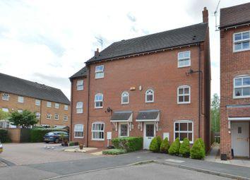 Thumbnail 3 bed town house to rent in Bridgemere Close, Westcroft, Milton Keynes