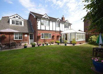 Thumbnail 5 bedroom detached house for sale in Sylvandale Grove, Bromborough, Wirral