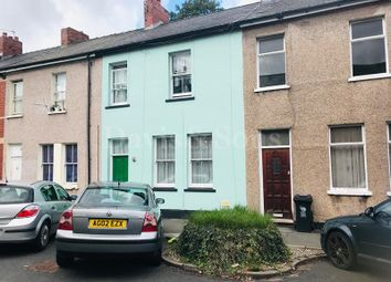 Thumbnail 4 bedroom terraced house for sale in Dolphin Street, Newport, Gwent.
