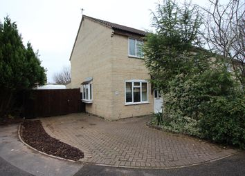 Thumbnail 3 bed semi-detached house for sale in Stirling Close, Yate, Bristol