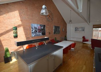Thumbnail 2 bed duplex to rent in The Depot, Electric Wharf, Coventry